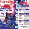 WEEK OF FUN – 4th of July Festival at The Bay